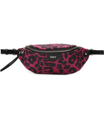 neoprene waist bag pack - o/s bright rose neoprene