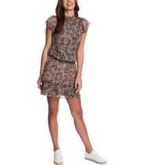 1.state forest garden smocked dress