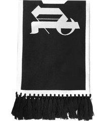 palm angels scarf