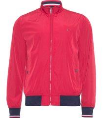 jaqueta masculina rib harring - vermelho