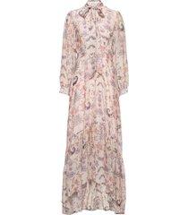 adele dress maxiklänning festklänning multi/mönstrad by malina