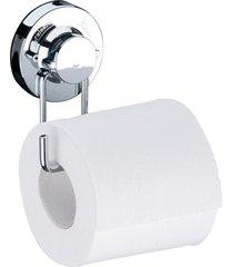 suporte para papel higiãªnico fixaã§ã£o ã vã¡cuo banheiro future - multicolorido - dafiti