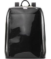 matt & nat bremen backpack, clear black