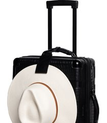 toptote leather hat clip -