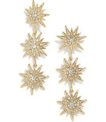 women's baublebar star drop earrings