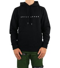 alias hoodie zwart
