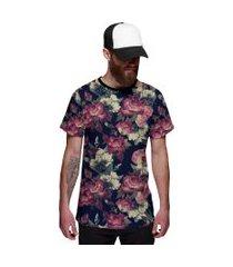 camiseta di nuevo estampada floral
