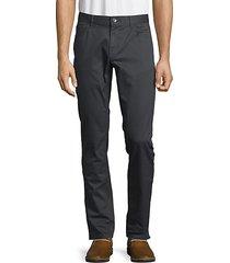 parker slim-fit stretch-twill pants
