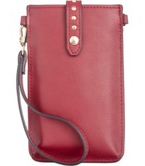 inc ashlii phone wristlet crossbody, created for macy's