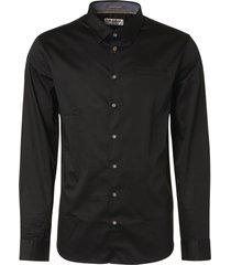 no excess overhemd 020 black