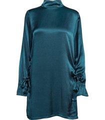 gwyneth dress kort klänning grön minus