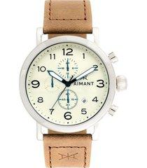 reloj silver camel aimant rotterdam