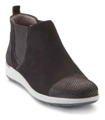metro collection by walking cradles osmond bootie women's shoes