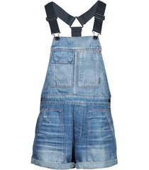 jumpsui g-star raw utility bf short overall wmn