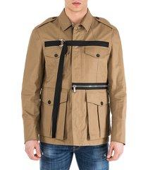 men's cotton outerwear jacket blouson