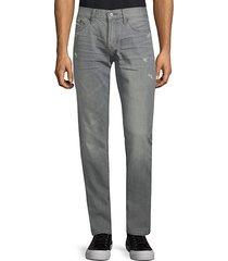 mick slim-fit cotton jeans