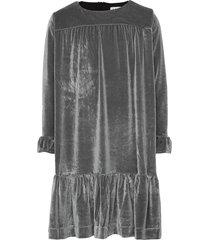 cilly jurk zilver molo