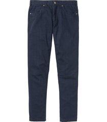 pantalone 5 tasche regular fit straight (blu) - bpc bonprix collection