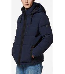 hubble men's crinkle down jacket