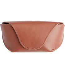 leather sunglasses carrying case
