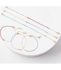 loft corded bracelet set