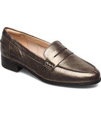 hamble loafer loafers låga skor beige clarks