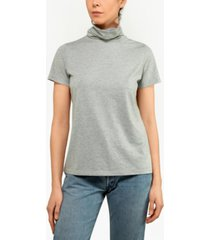 bam by betsy & adam short-sleeve top & attached face mask, created for macy's