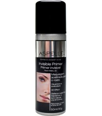 aspelle invisible primer maquiagem acetinada para o rosto 50ml - incolor - dafiti