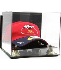 max pro wall mount deluxe acrylic display case for collectible sports basebal...