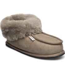 lena slippers tofflor grå shepherd
