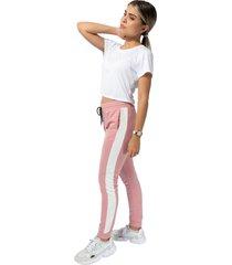 sudadera dama palo de rosa womanpotsherd ref: jogg line w