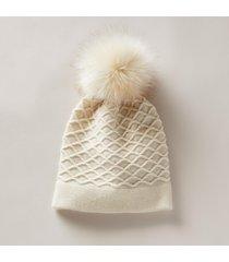 siberian snow beanie
