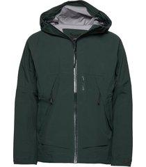 banak usx jkt 2 outerwear rainwear rain coats grön didriksons