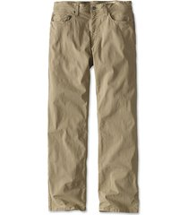 5-pocket stretch twill pants, desert khaki, 42, inseam: 34 inch