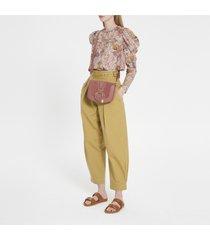 camicetta con stampa floreale remy
