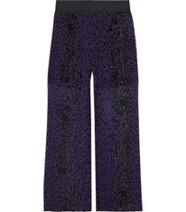 anna sui casual pants