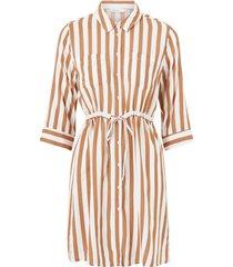 skjortklänning onltamari 3/4 shirt dress wvn