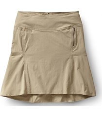 falda discovery fld marrón royal robbins by doite