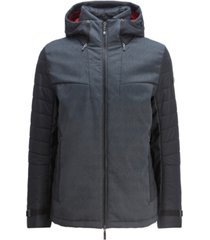 boss men's regular/classic-fit water-repellent jacket