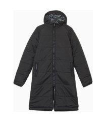 men's long puffer coat