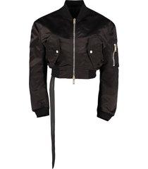 ben taverniti unravel project nylon bomber jacket