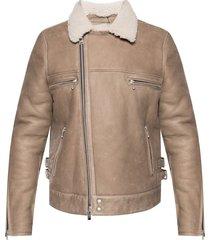 'coleman' shearling jacket