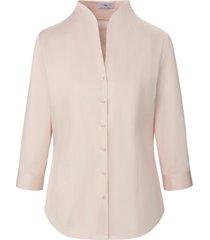 blouse 3/4-mouwen van peter hahn lichtroze