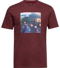 tipoff 3 t-shirts short-sleeved röd boss