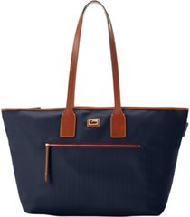 dooney & bourke wayfarer large nylon tote