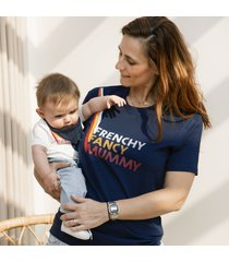 maglietta mamma in cotone biologico - frenchy fancy mummy