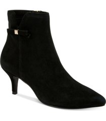 charter club charlette dress booties, created for macy's women's shoes