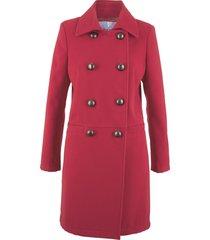 cappotto corto in simil lana (rosso) - bpc bonprix collection