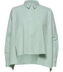 son shirt blouse lange mouwen groen holzweiler