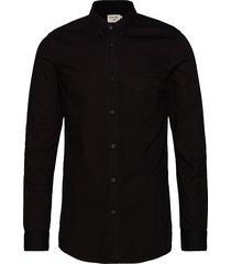 rit overhemd business zwart tiger of sweden jeans